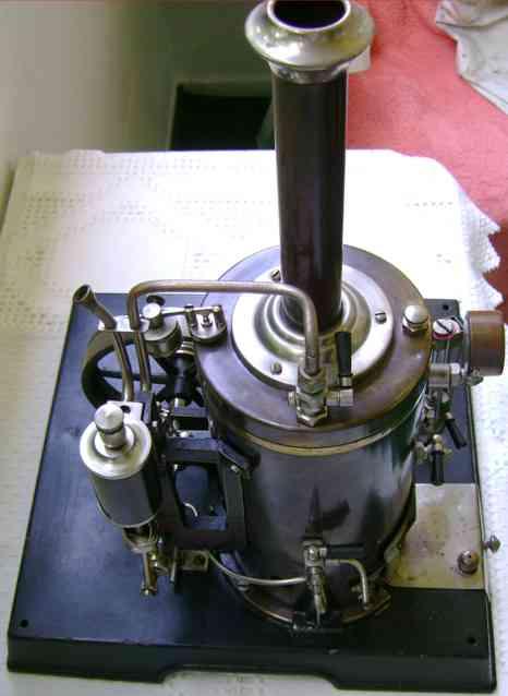 maerklin 4112/11 stehende dampfmaschine