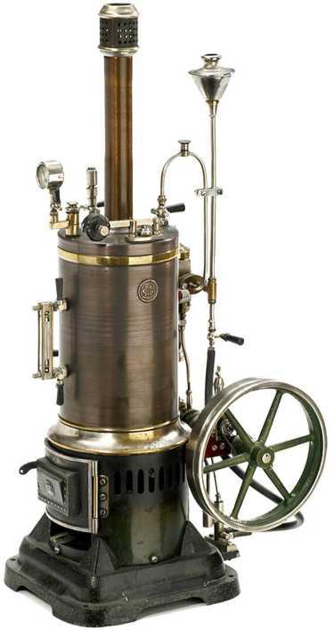 Märklin 4122/11 Stehende Dampfmaschine
