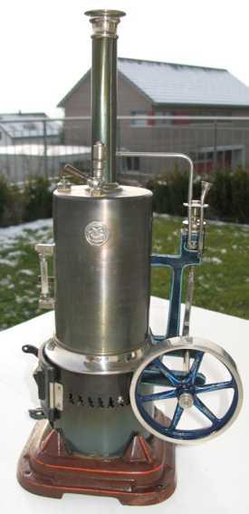 Märklin 4122 8 1/2 Stehende Dampfmaschine