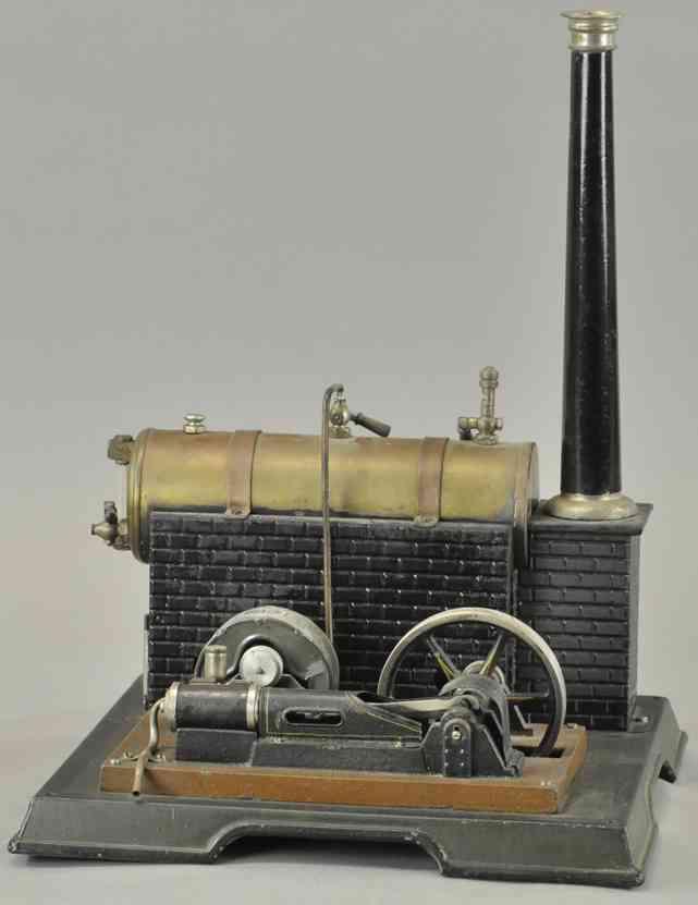 maerklin 4136/91/6 dampfspielzeug liegende dampfmaschine