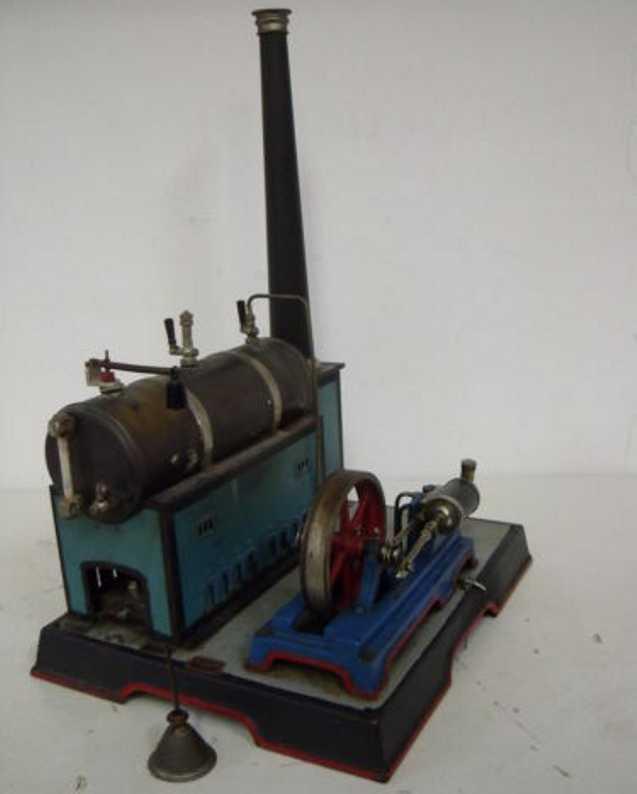 Märklin 4137/8 Liegende Dampfmaschine
