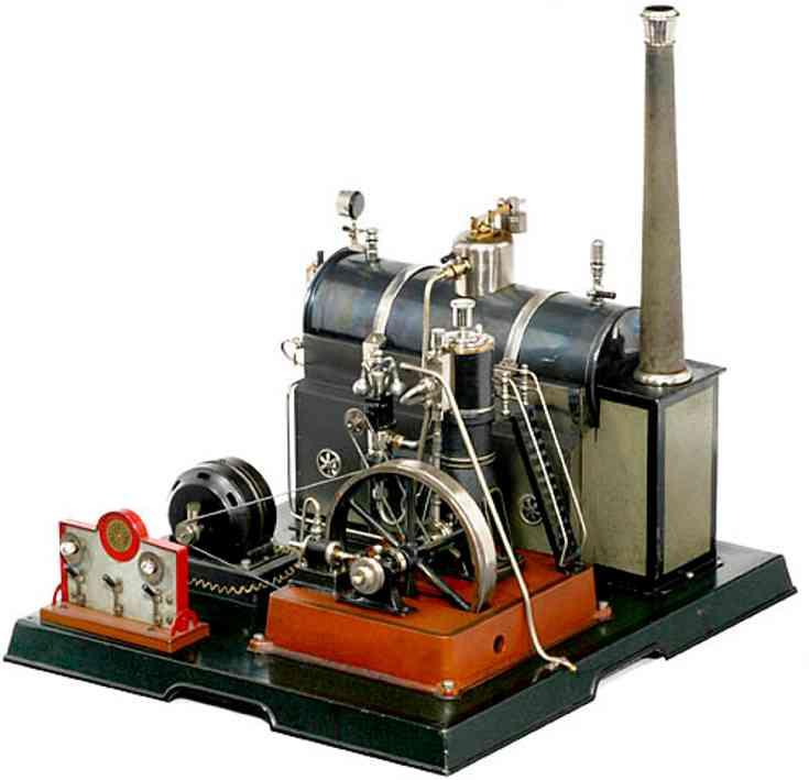 maerklin 4147/94 dampfspielzeug liegende dampfmaschine