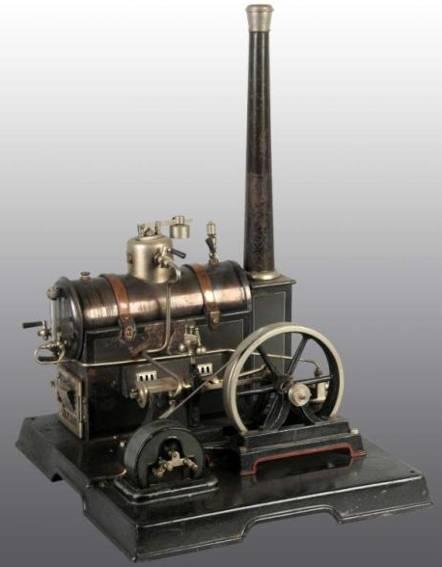Märklin 4149/9/91 Liegende Dampfmaschine
