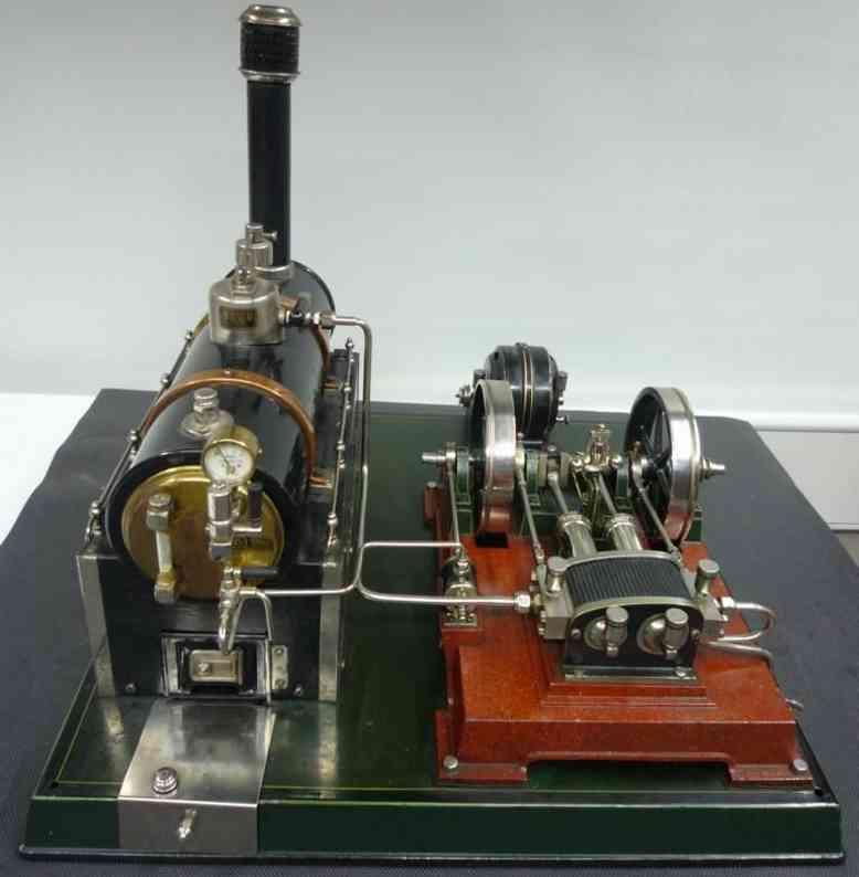 Märklin 4158/91/9 Liegende Dampfmaschine