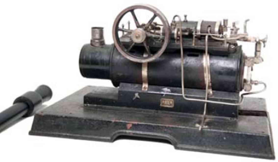 marklin maerklin 4159/91 steam toy stationary steam locomotive