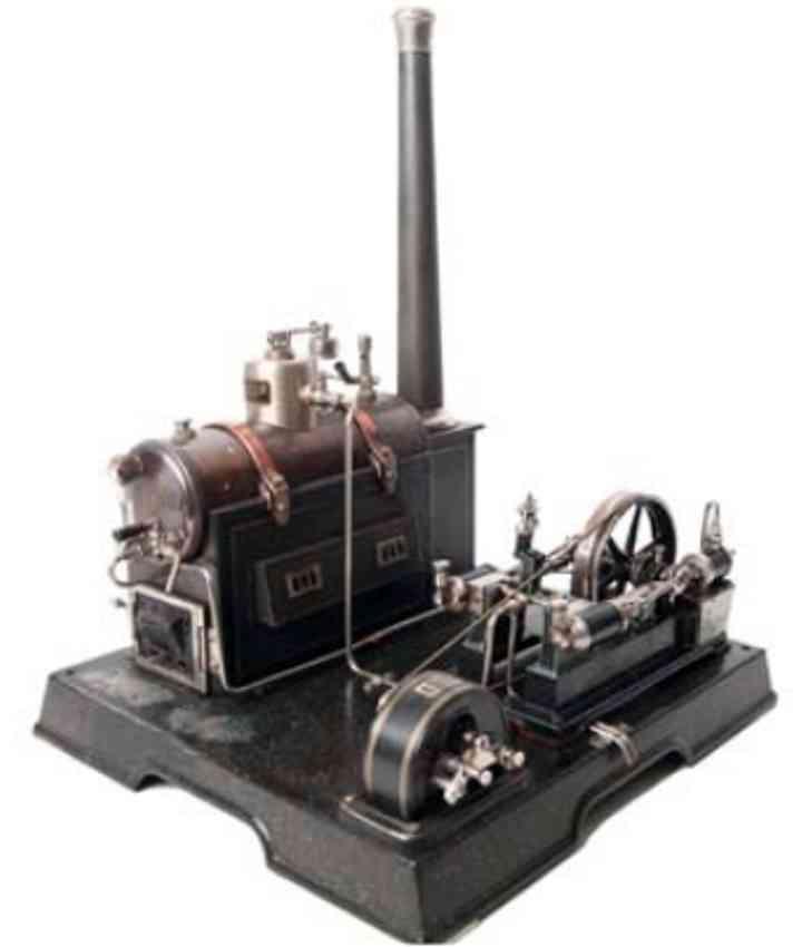 marklin maerklin 4160/7 horizontal toy twin steam engine