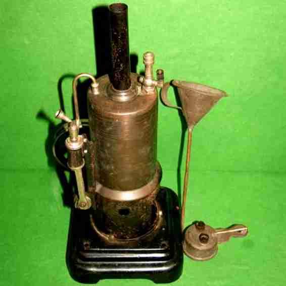 Maerklin 6 1/2 Vertical-Steam-Engine