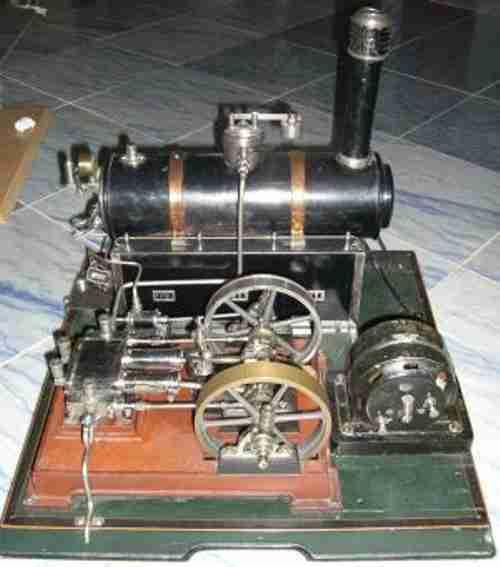 Märklin Verbunddampfmaschine