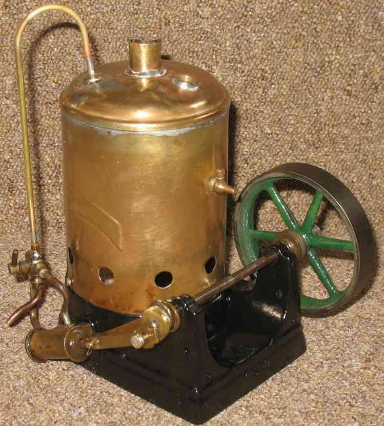 maerklin dampfspielzeug stehende dampfmaschine