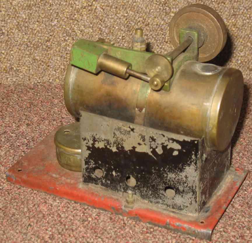 nellist dampfspielzeug liegende dampfmaschine
