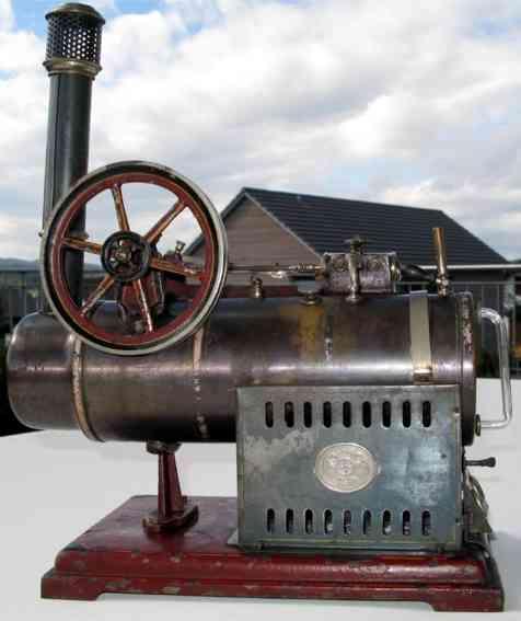 Plank Ernst 107/5 Stationäre Dampflokomobile
