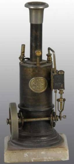 plank ernst 160A dampfspielzeug stehende dampfmaschine dampfmaschine, setze die zigarre in das loch auf der seite d