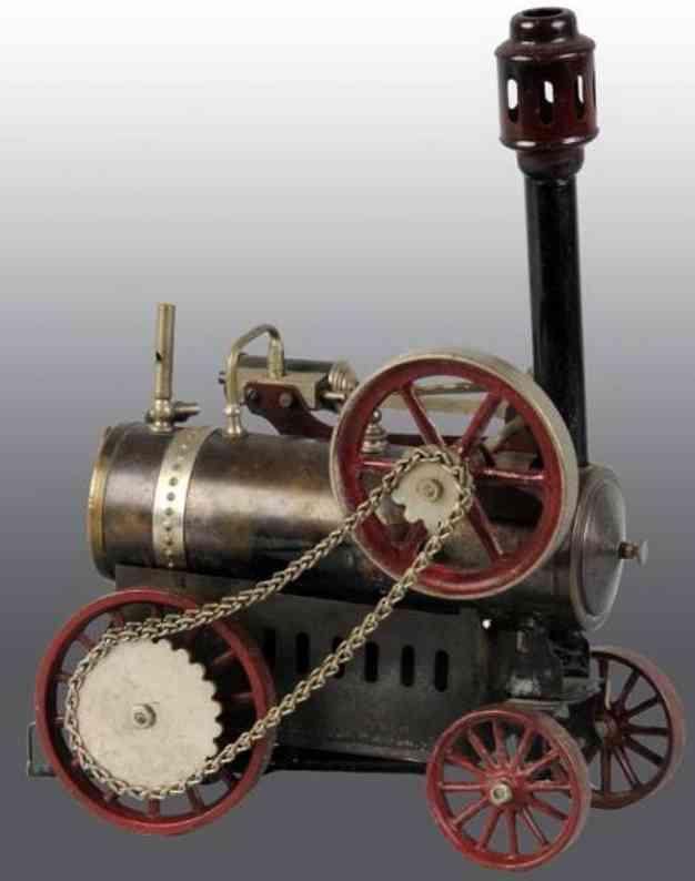 Plank Ernst 219/2 Dampfzugmaschine