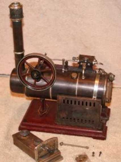 Plank Ernst 218/1 Liegende Dampfmaschine