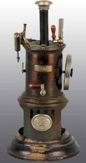 Plank Ernst Stehende Dampfmaschinen Vulkan