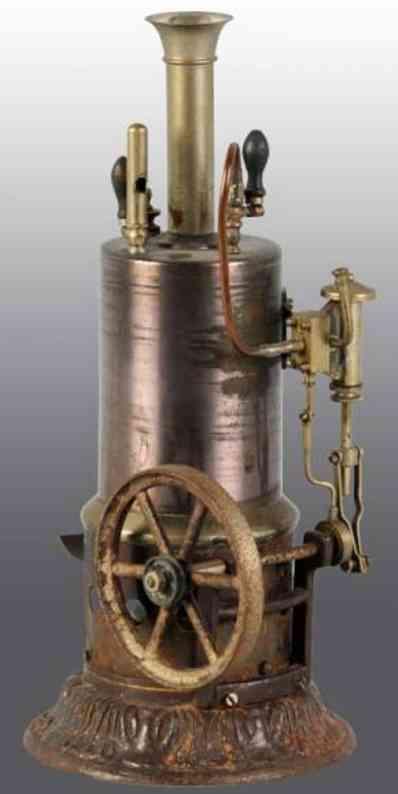 Schoenner 101/3 Stehende Dampfmaschine