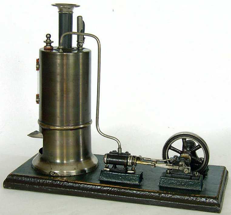 Schoenner 103/1 Stehende Dampfmaschine