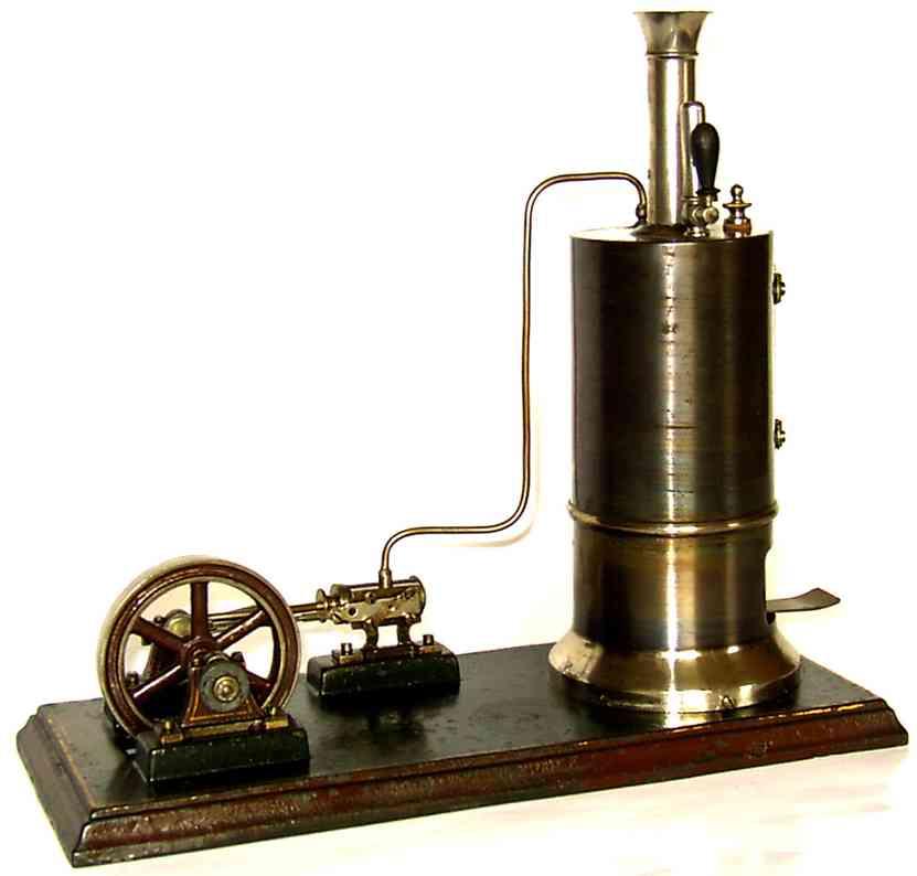 Schoenner 103/2 Stehende Dampfmaschine