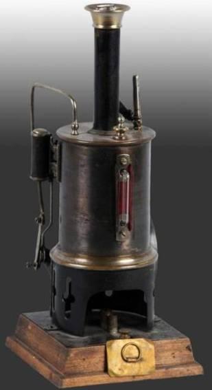 Schoenner 113/1 1/2 Stehende Dampfmaschine Zenith