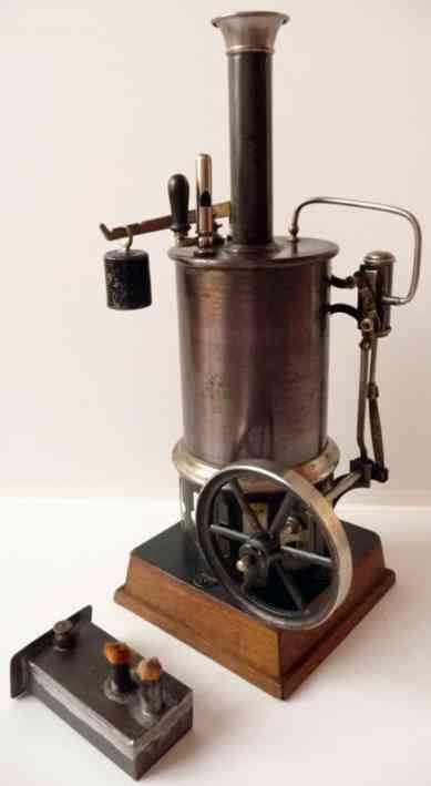 Schoenner 113/3 Stehende Dampfmaschine Zenith