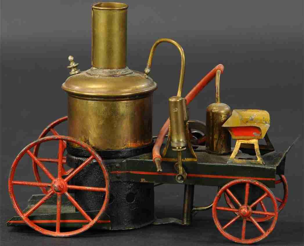 schoenner 115/1 dampfkesselwagen