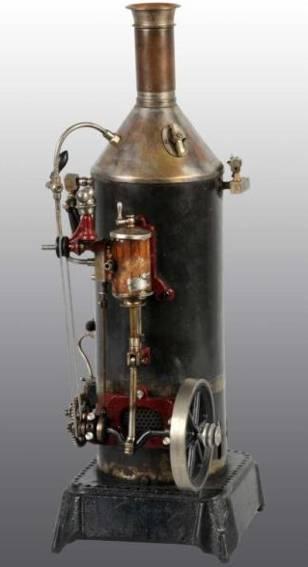 Schoenner 165 Stehende Dampfmaschine