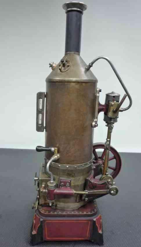 Schoenner 165/1S Stehende Dampfmaschine