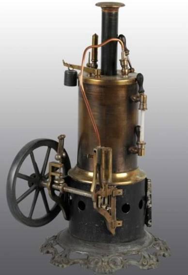 Schoenner Stehende Dampfmaschine