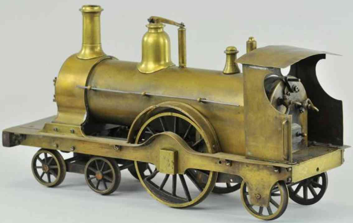 stevens & brown steam toy driving dockyard steam locomotive