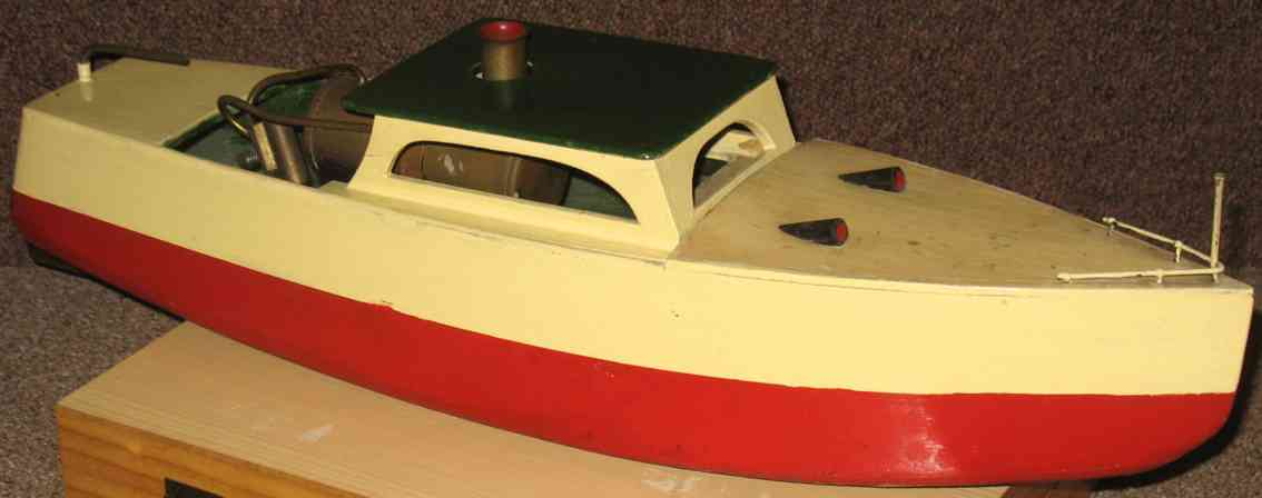 a. thierens & sons firfly toy steam boat mamod mm1