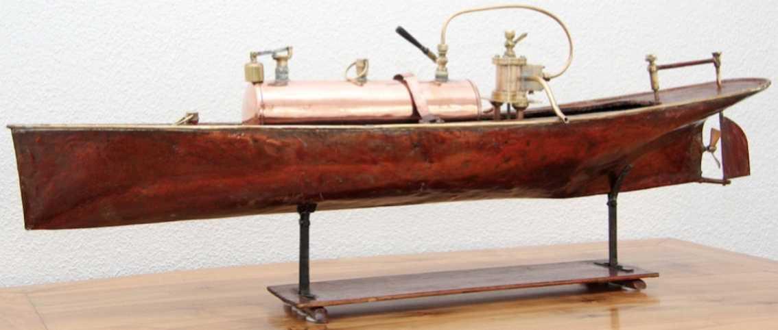 Dampfschiff Radiguet