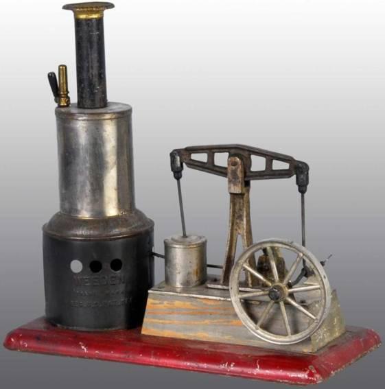 Weeden 138 Stehende Dampfmaschine