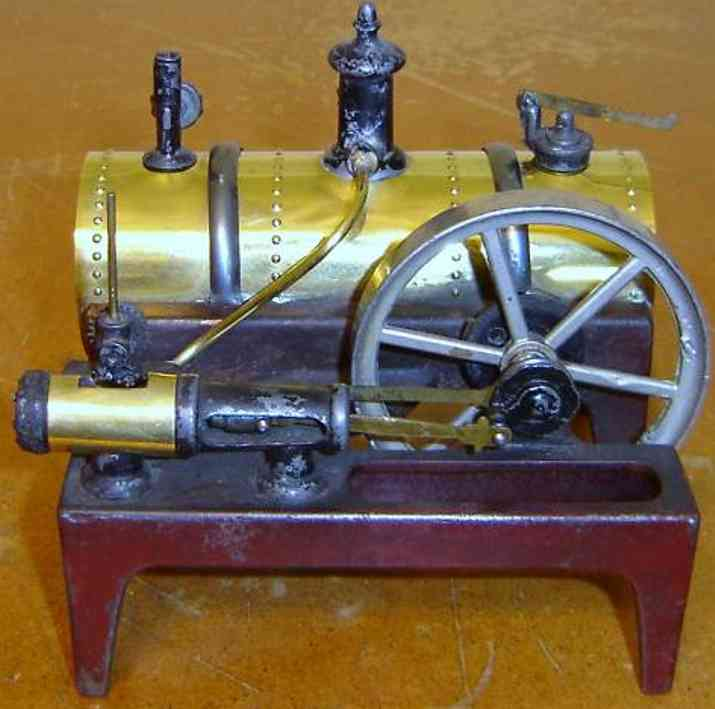 weeden 14 dampfspielzeug liegende dampfmaschine dampfmaschine, die erste variante von weedens populärer numm