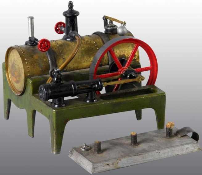 Weeden 14 Liegende Dampfmaschine