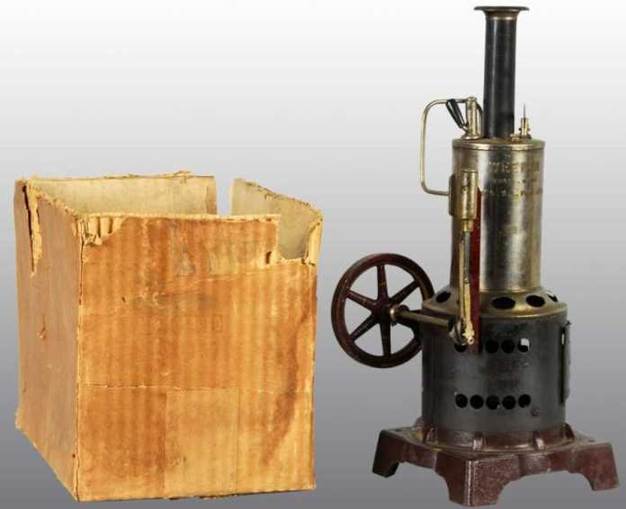 Weeden 157 Stehende Dampfmaschine