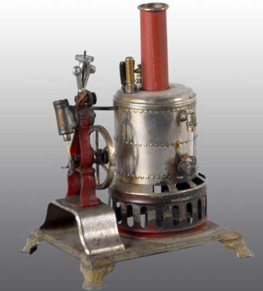 Weeden 17 Stehende Dampfmaschine