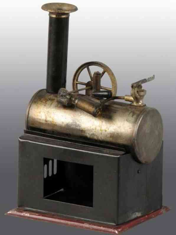 Weeden 210 Liegende Dampfmaschine