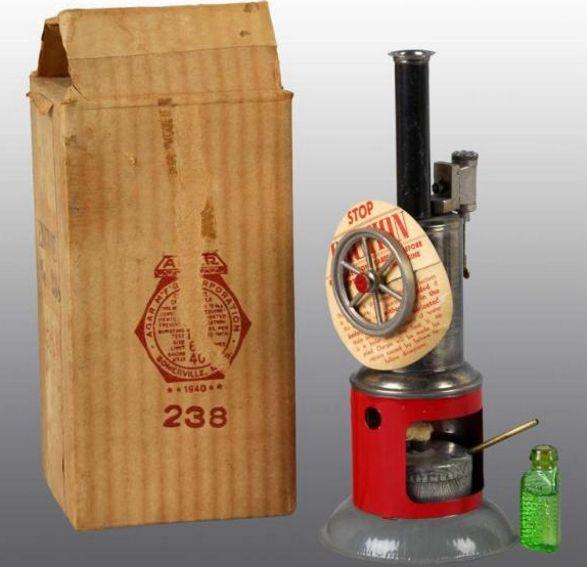 Weeden 238 Stehende Dampfmaschine