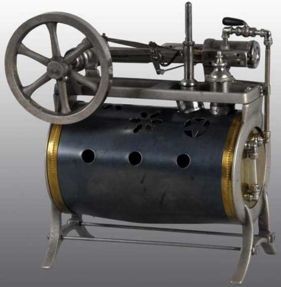 Weeden 34 Overtype Steam Engine