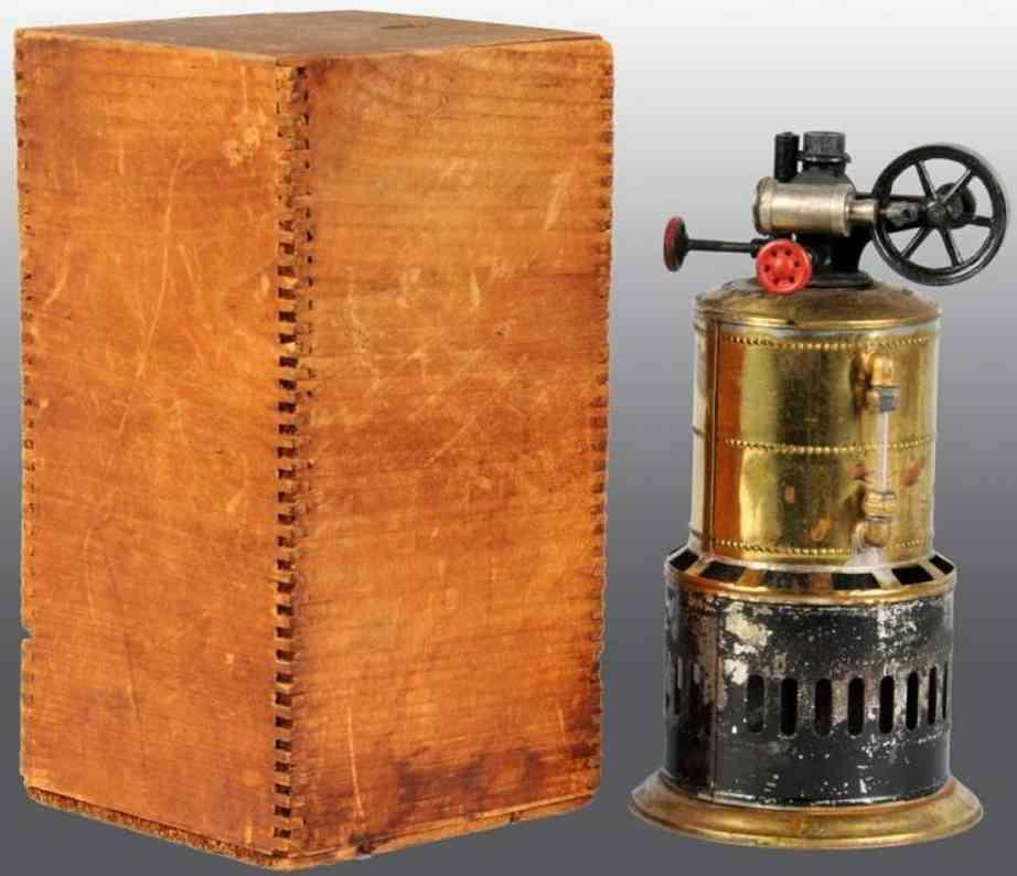 Weeden 3 Stehende Dampfmaschine