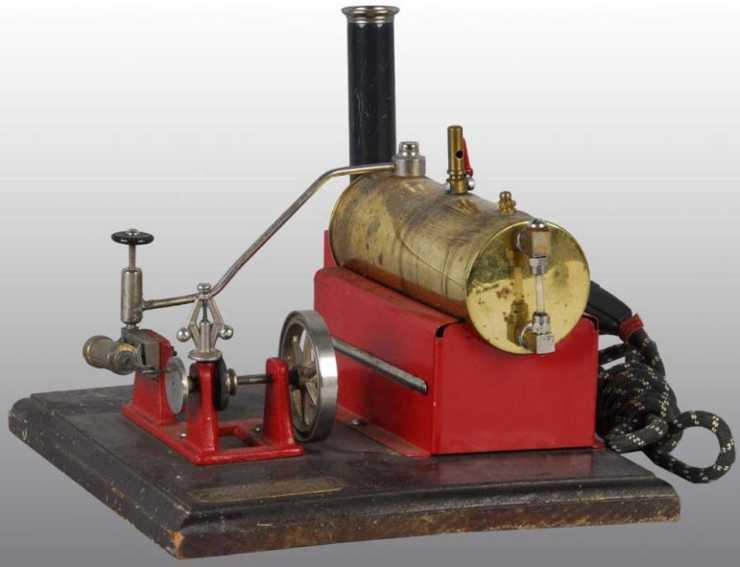 Weeden 44 Elektrische Dampfmaschine