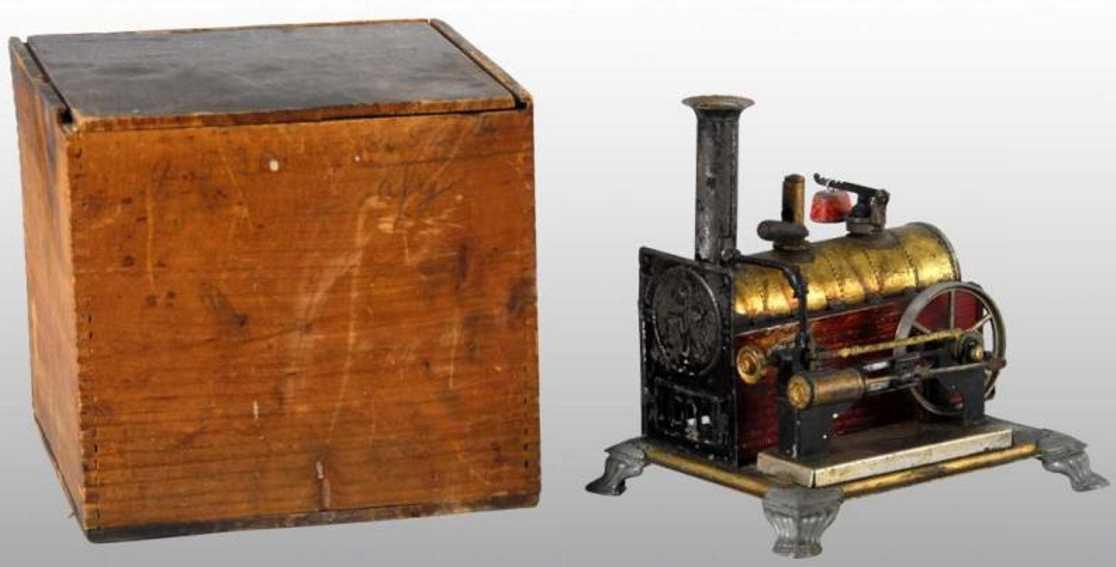Weeden 45 Liegende Dampfmaschine