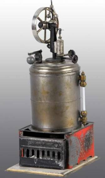 Weeden 4B Stehende Dampfmaschine