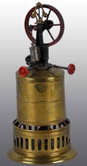 weeden 5 dampfspielzeug stehende dampfmaschine kessel