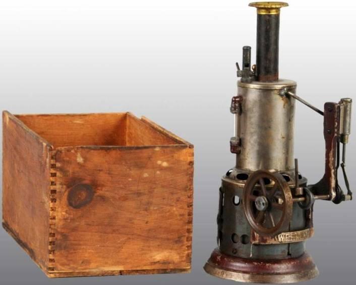 Weeden 56 Upright steam engine