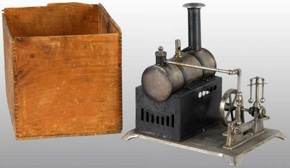 Weeden 58 Horizontal Steam Engine