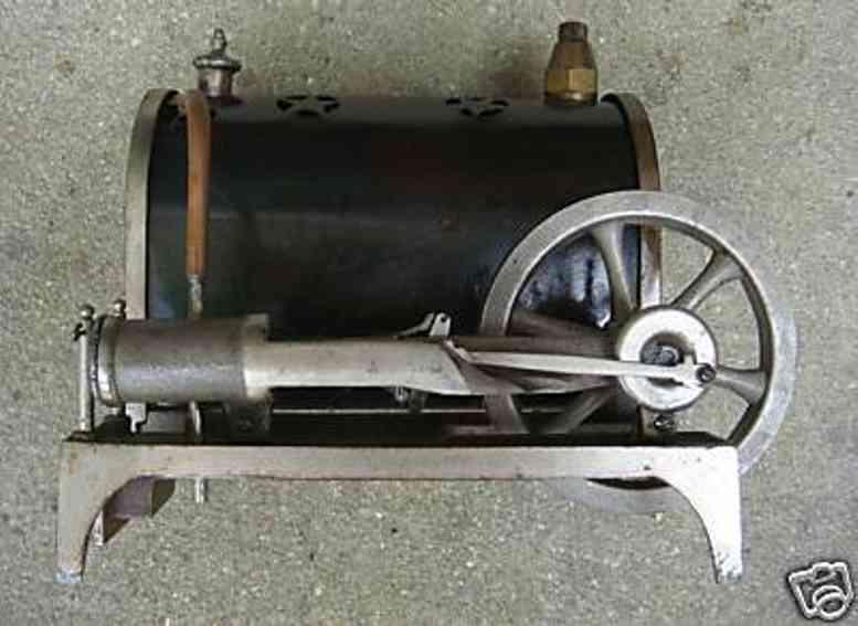 Weeden 60 Liegende Dampfmaschine