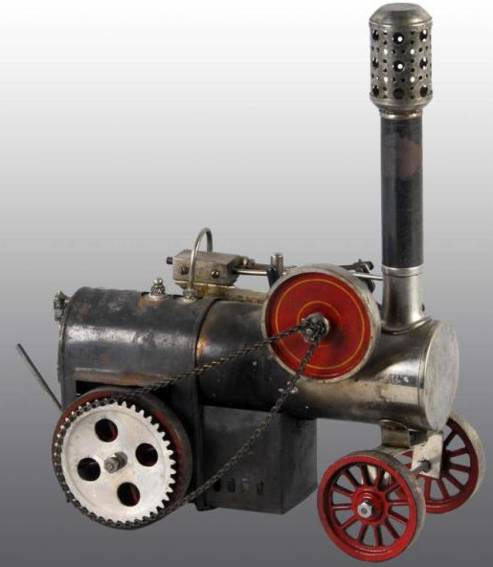 Weeden 643  Traction steam engine