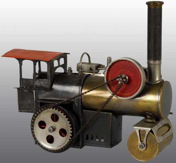 Weeden 644 Steam roller