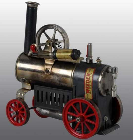 Weeden 645 Traction steam engine